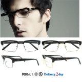 Telaio dell'ottica dell'acetato dei blocchi per grafici degli occhiali dell'OEM dell'acetato Handmade di Eyewear