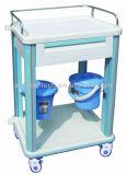 Ce&ISO aprobó la carretilla clínica del ABS de AG-CT006b