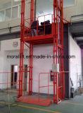 Elevación residencial hidráulica del cargo con CE