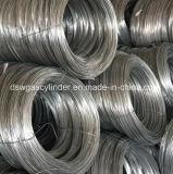 Q195 Q235 faible sur le fil en acier au carbone pour clous