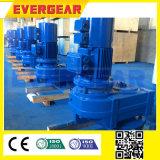 Reductor de velocidad de engranajes de alta eficiencia con motor eléctrico