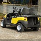 Раскройте тележку гольфа Китая 4 Seater автомобиля электрическую