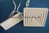 Flat-Shaped Ceramische het Verwarmen het Verwarmen van het Element Plaat
