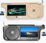 """7 """" TV FM/UBS/SD/MMC /Game van de Monitor W/DVD/van de Auto tft-LCD van de Zonneklep"""