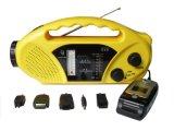 La dynamo solaire radio avec lampe de poche (HT-898A)