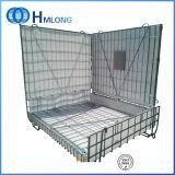 De opvouwbare Containers van de Opslag van de Draad van het Metaal voor de Opslag van het Voorvormen van het Huisdier