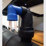 Sistema automatico di filtrazione dell'acqua dello schermo del disco di irrigazione goccia a goccia 4 ''