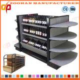Mensola personalizzata della scaffalatura di parete della convenienza del supermercato della scanalatura della lega di alluminio (Zhs600)