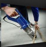Corte de aço máquina de cisalhamento com tamanho conveniente