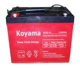 12V 85ah batería AGM de ciclo profundo para RV (vehículo recreativo)