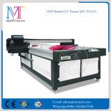 Plotter de formato grande Impressora a jato de tinta Impressora plana 3D UV Dx5 Heads Impressora de cartão de resolução 1440dpi