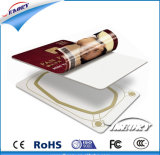 Карточка PVC безконтактная IC франтовского пробела обломока RF11FM08
