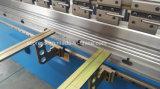 máquina de dobra de dobramento da máquina do freio da imprensa hidráulica do CNC de 125tx4000mm, máquina de dobra da placa, máquina de dobra do metal de folha