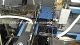 Breiter Kleid-Kennsatz-Schnitt und Mitte-Falten-Maschine