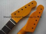 Шея гитары нитро Frets Fingerboard 21 Rosewood сатинировки Tele (TLR-22)