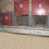 Bloque de ladrillo de pelo Horno Túnel