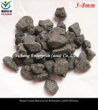 Het bruine Gesmolten Oxyde van het Aluminium voor het Maken van Vuurvaste Baksteen