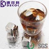 優れたウィスキーの風邪は昇進のギフトのウィスキーの石の角氷に投石する