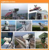Тепловой и лазерных и видна камера для злоумышленника пересечения границ