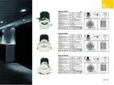 13W eingebettete Wand-Unterlegscheibe CREE LED Wand-Unterlegscheibe