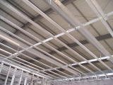 天井の懸濁液及び乾式壁の仕切りのための電流を通された鋼鉄プロフィール