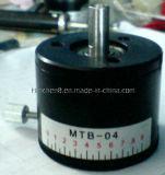 Tensor magnético del alambre del enrollamiento de bobina de la unidad de la tensión del imán del apagador (MTB-08)