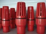 Válvula de bola de plástico de PVC fabricante rosca macho