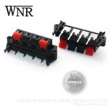 Tipo terminale di spinta del Wp del blocchetto terminali di Wnre dell'altoparlante