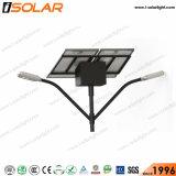 Doble lámpara 115W de energía solar el Sistema de iluminación LED de área