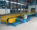 Il trasportatore del grembiule può essere trasportatore materiale orizzontale e propenso