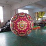 3 Ballon van de Hemel van pvc van de meter de Reuze Opblaasbare met Volledige Digitale Druk