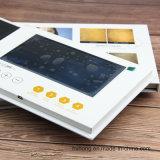 China ecrã TFT LCD de fabricantes de papel de produção de vídeo do cartão de saudação