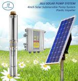 4 polegadas em aço inoxidável BLDC 300-1500W Bomba Centrífuga com MPPT Solar Controller