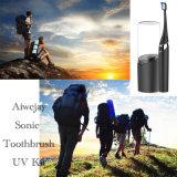 Cepillo dental eléctrico sónico portátil con batería recargable de 30 días de trabajo
