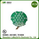 94V0 lumineuse élevée d'assemblage CMS LED PCB en aluminium