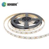 Alto brilho de 120 LEDs 9.6W/M3528 SMD tiras de leds flexíveis