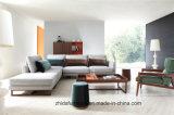 Solid Wood Baseの高品質Sectional Sofa Fabric Sofa