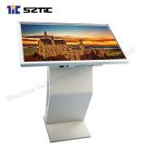 43-дюймовый ЖК-экран по горизонтали инфракрасного сенсорного дисплея рекламы