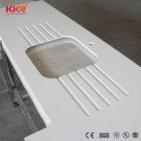 Custom полимера камня кухня твердой поверхности место на кухонном столе
