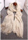 Novo lenço de Inverno Fashion Mulheres Cachecol Luxury Cashmere Cachecóis Mulheres Homens Cachecol