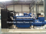 Reserveenergie BRITISCHER Perkin Motor-Diesel-Generator der bewertungs-1000kVA