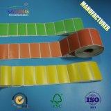Het Directe Thermische Etiket van de kleur 2.25X1.25