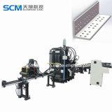 供給CNCの角度のための自動油圧打つ機械せん断ライン
