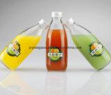 250ml 500ml Getränkeflaschen-kalte Getränk-Flasche mit Aluminiumkappe