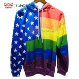 Kundenspezifische Drucken-Hersteller-Pullover-Sweatshirts Hoodies Großhandelswahl