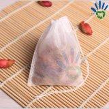 Non papier filtre de sachet à thé de soudure à chaud