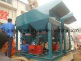 Diafragma de la plantilla de la máquina / oro plantilla Concentrador de Oro de estaño Minería de beneficio