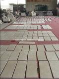 床タイルの平板のためのCrema Marfilの大理石