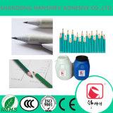 Colle rapide et intense d'adhésif d'essais de papier et de crayon de viscosité