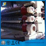 Тип машина Fourdrinier бумажный делать экземпляра малая неныжная бумага рециркулируя машинное оборудование